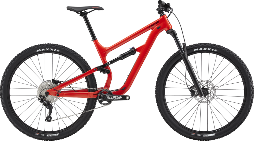 Mountain Bikes Full Suspension – Reseda Bicycles